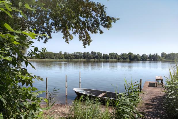 Brandenburgs meer droogt uit: 'Symbool van klimaatopwarming'