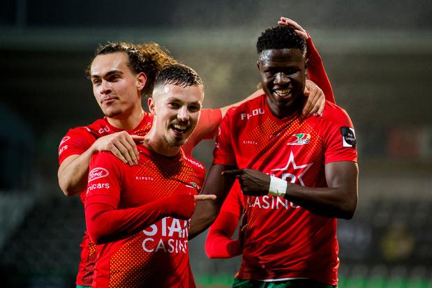 'KV Oostende laat play-off 1 niet meer los'