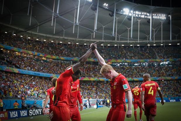 Ces matches qui vous ont fait rêver #5: Belgique-États-Unis 2-1