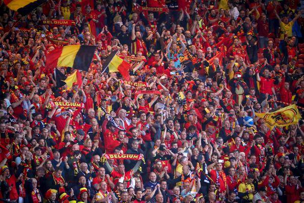 L'Union belge prévoit de l'animation pour le match des Diables contre Saint-Marin