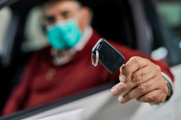 La pandémie dope l'utilisation de la voiture