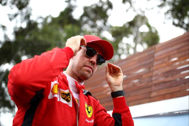 Sammy Neyrinck: 'Ik vraag me af waar Vettel zijn motivatie gaat halen'