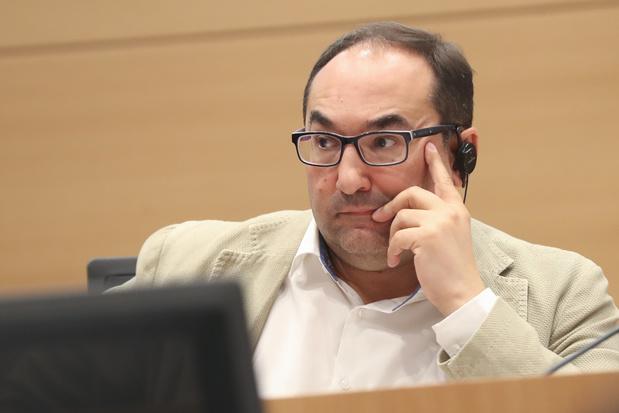 Ahmed Laaouej: Il n'y aura plus d'exception à propos du cordon sanitaire contre l'extrême-droite