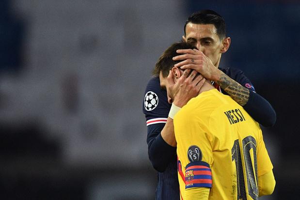 Ligue des Champions: le PSG élimine le Barça, Liverpool qualifié pour les quarts de finale