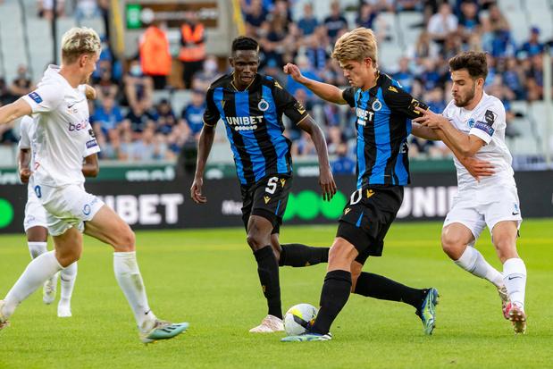 De kameleon van Club Brugge: hoe De Ketelaere al op iedere aanvallende positie werd ingezet