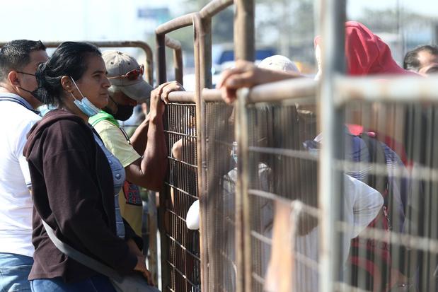 Ecuador: ruim 100 doden in gevangenis na bendeconflict
