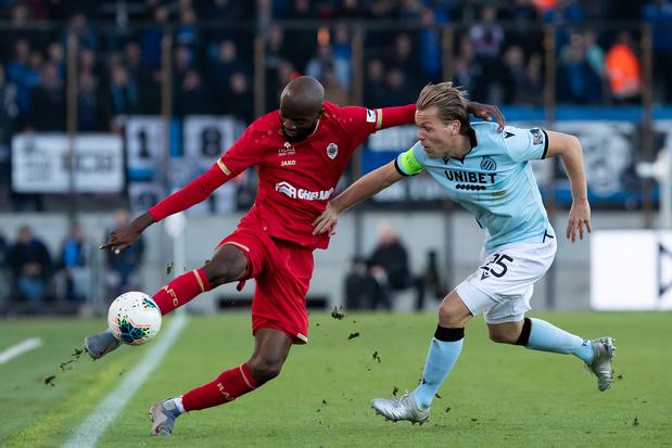 Choc entre le Club Bruges et l'Antwerp en tête d'affiche de la 24e journée