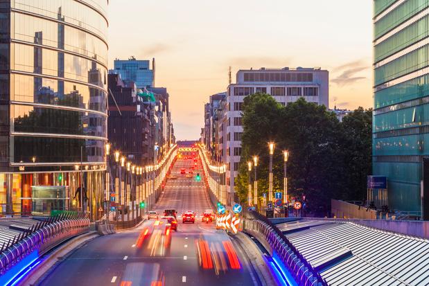 Bruxelles: le projet (compliqué) de péage urbain dévoilé
