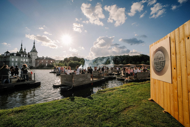 Paradise City pakt uit met Paradise Down by the Lake, een festival op bootjes