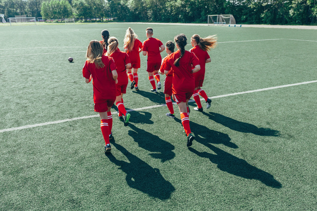 KBVB wil samen met Disney meisjes aan het voetballen brengen