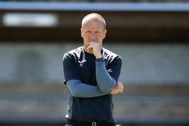 Pär Zetterberg na zijn ontslag bij Anderlecht: 'Mijn rol was niet meer degene die ik voor ogen had'