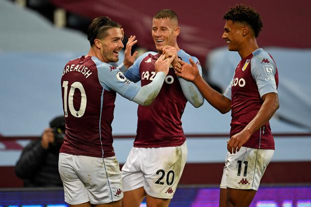 La renaissance d'Aston Villa