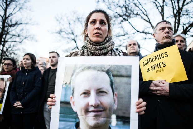 'Risico dat Djalali doodstraf krijgt nog steeds erg reëel'