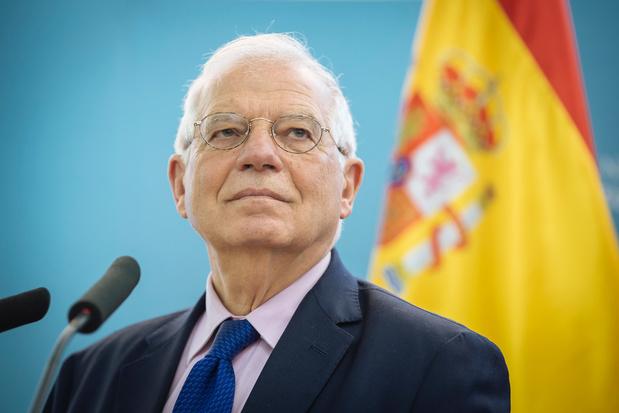 """Josep Borrell dénonce """"l'attitude totalitaire"""" des séparatistes catalans"""
