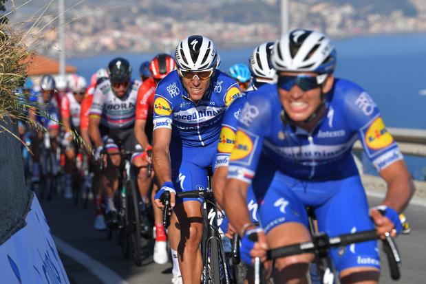 Coronavirus: Milan-Sanremo, les Strade Bianche, Tirreno-Adriatico auront bien lieu