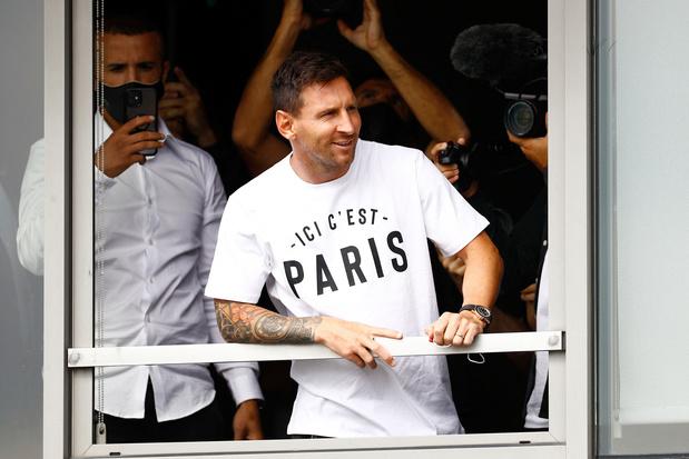 'Een nieuwe diamant in Parijs': PSG bevestigt komst Lionel Messi