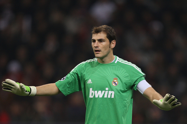 Quiz du jour: les coéquipiers d'Iker Casillas au Real Madrid