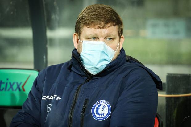 Trainerwissel helpt niet meteen: Gent verliest bij Oostende