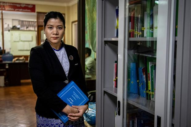 Destins de femmes: Hla Hla Yee, la voix birmane des femmes violées et maltraitées