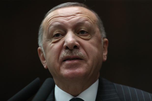 Erdogan réticent à laisser aux talibans la sécurité l'aéroport de Kaboul