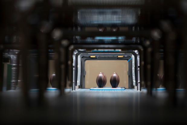 Callebaut va imprimer du chocolat en 3D