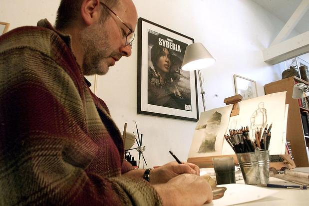 Striptekenaar Benoît Sokal overleden - bedenker van 'Canardo'