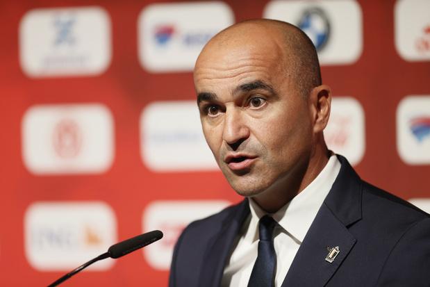 """Roberto Martinez déjà tourné vers le Mondial: """"Le début d'un nouveau cycle"""""""