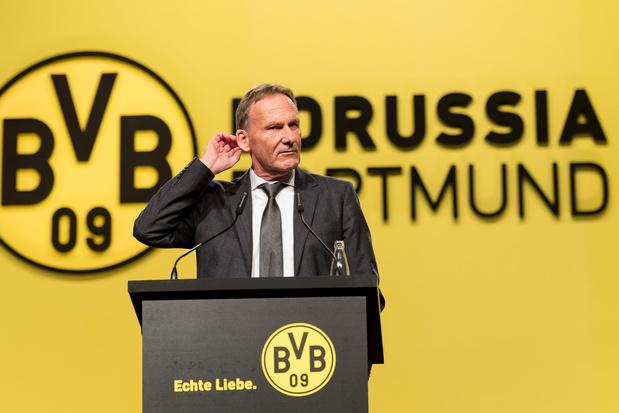 Watzke blijft dan toch aan als CEO van Dortmund
