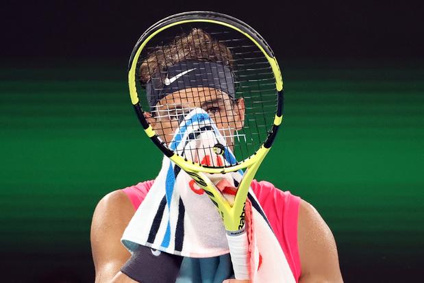 Nadal éliminé par Thiem en 1/4 de l'Open d'Australie