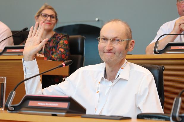 Le député wallon Philippe Blanchart est décédé