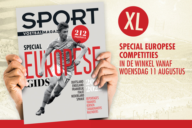 Deze week: SPECIAL Europese competities