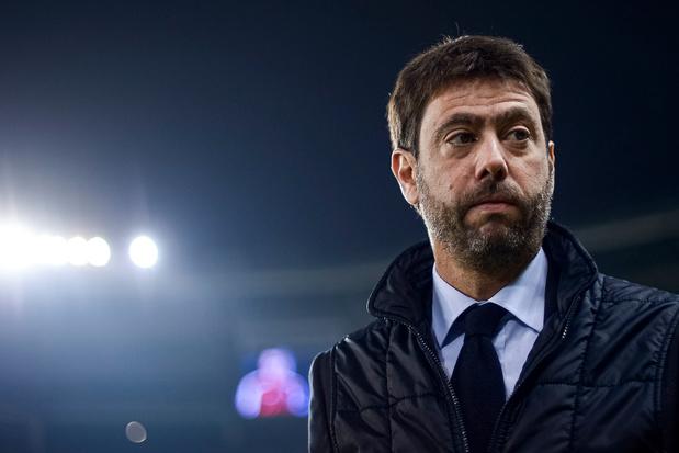 Juventus: 'We zijn nog niet zeker van een Super League'