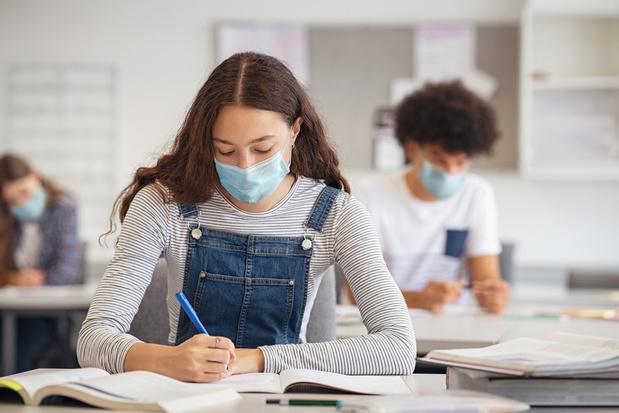 Nouveau protocole de l'ONE pour gérer la pandémie à l'école