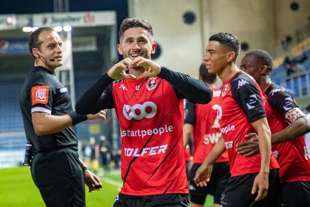 Le FC Seraing est de retour en division 1