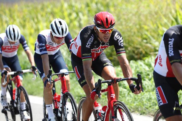 Philippe Gilbert et Tim Wellens font leur rentrée en compétition mardi