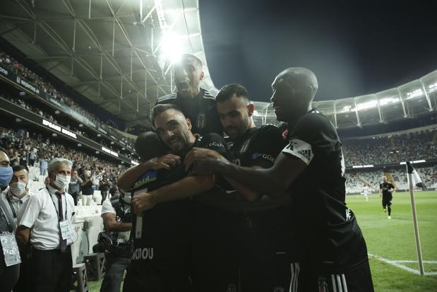 Cinq choses à savoir sur Besiktas, le nouveau club de Michy Batshuayi