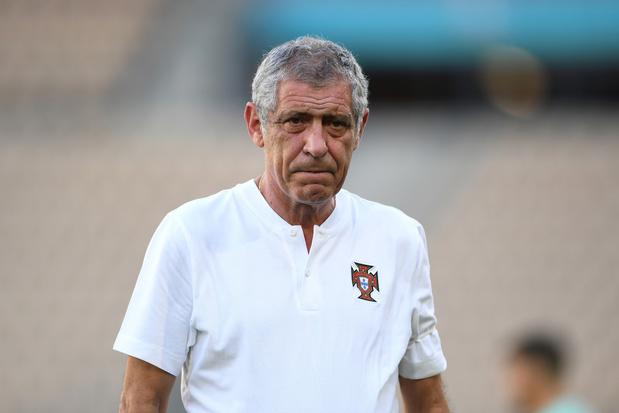 Portugese bondscoach Santos wil 'zwaktes van Rode Duivels uitbuiten'