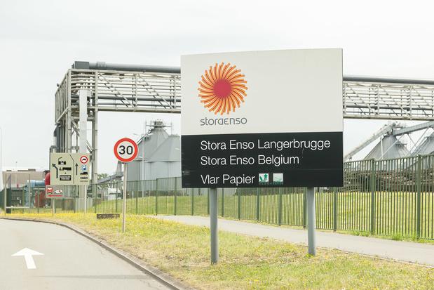 Papierfabrikant Stora Enso uit Gent mogelijke bron van legionella-uitbraak