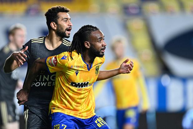 Ilombe Mboyo: 'Ik zat goed bij KV Kortrijk, maar STVV kwam direct met zekerheid'