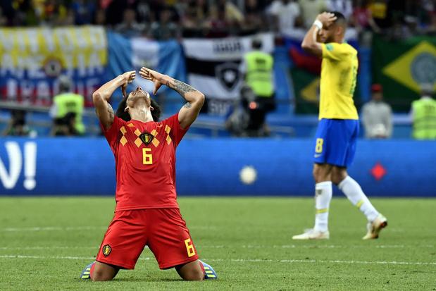 Quiz van de dag: België-Brazilië op het WK 2018