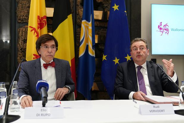 La mobilité au coeur de la concertation entre la Wallonie et la Région bruxelloise