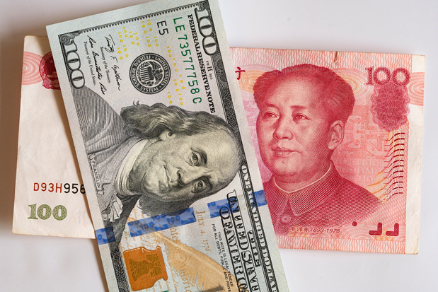 """Pékin évoque un """"progrès substantiel"""" dans les négociations commerciales avec les Etats-Unis"""