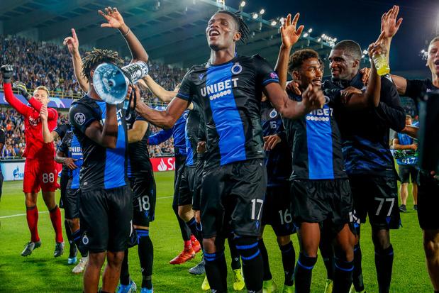 Quels adversaires pour Bruges et Genk en Ligue des champions? Des ténors au programme!