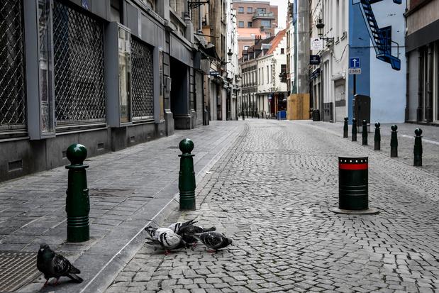 Coronavirus: le commerce bruxellois subira de manière prolongée l'effet du recul du tourisme