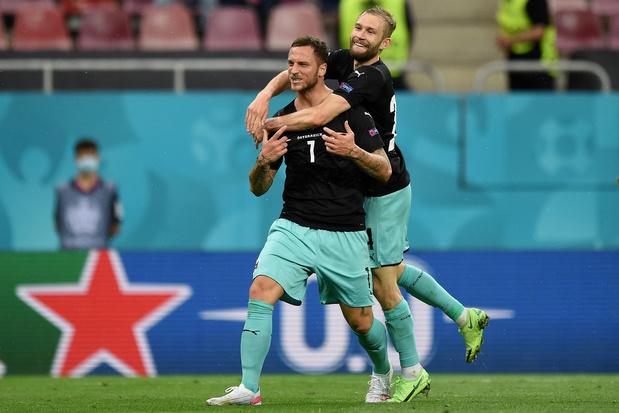Racismerel Arnautovic: Oostenrijkse aanvaller moet clash met Nederland missen