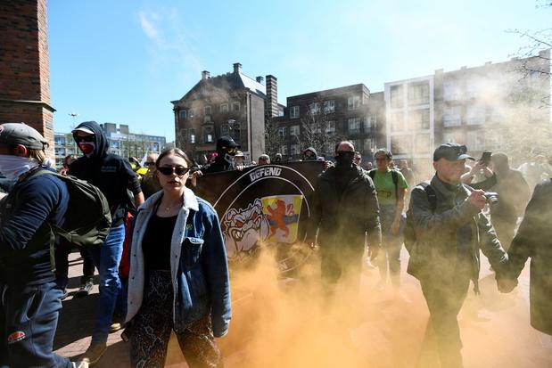Tientallen arrestaties tijdens Koningsdag in Nederland