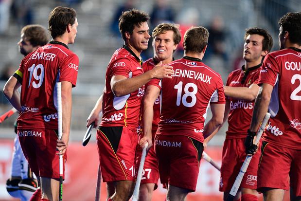 Les Red Lions s'imposent 0-8 en Allemagne et se rassurent en vue du Final Four