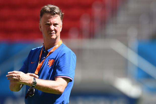 Louis van Gaal: 'Ik ga er zeker over nadenken om bondscoach van Nederland te worden'