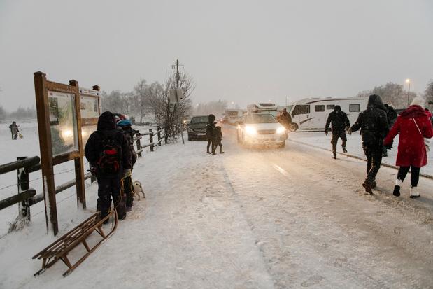 Tourisme dans les Fagnes, entre pertes et affluence des touristes d'un jour