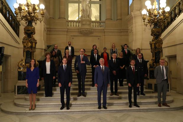 Le dernier gouvernement belge?